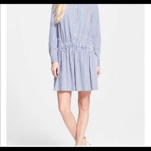 Kate Spade Broome Street shirt dress